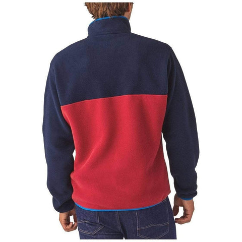 Patagonia Men's Lightweight Synchilla Snap-T Fleece Pullover - Special