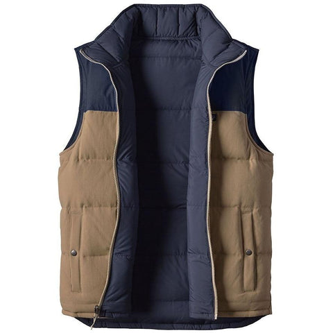 Patagonia Men's Reversible Bivy Down Vest - Past Season