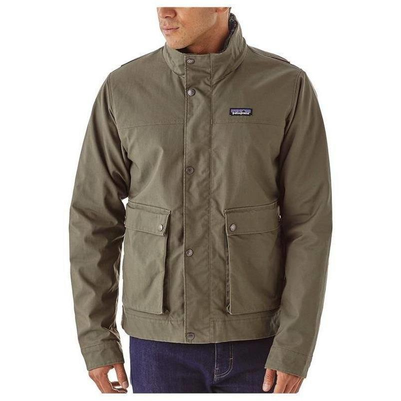 Patagonia Men S Maple Grove Canvas Jacket Escapeoutdoors Com