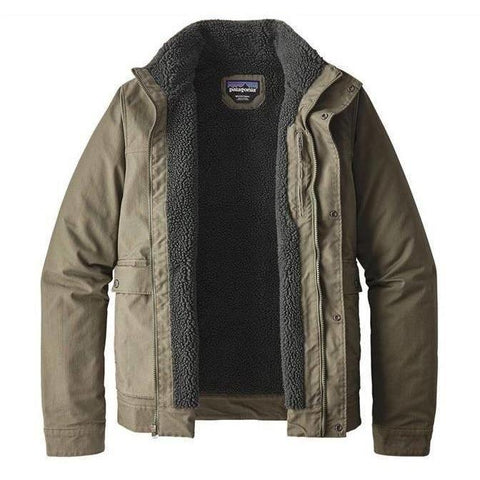 Patagonia Men's Maple Grove Canvas Jacket