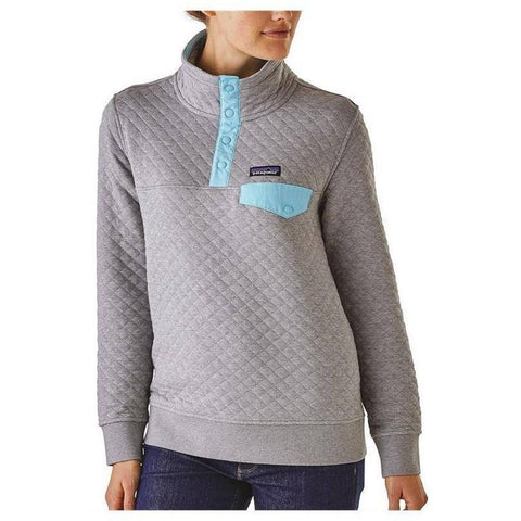 Patagonia Women's Cotton Quilt Snap-T Pullover