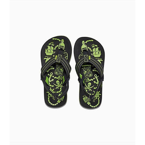 Reef Boys' Ahi Glow Sandals