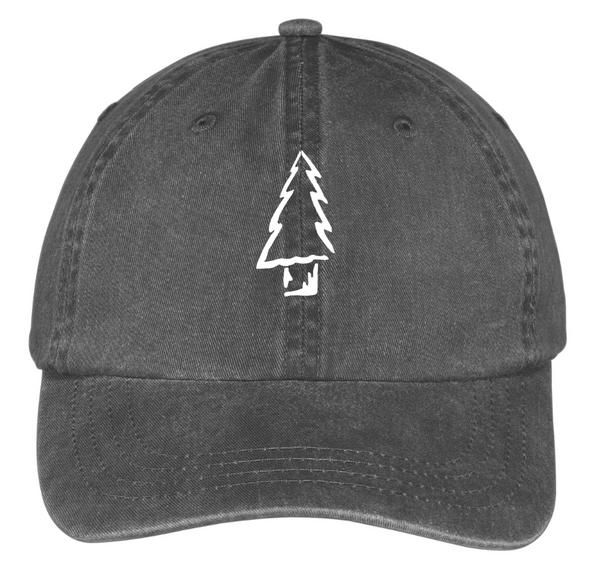 JConn Logo Tree Dad hat