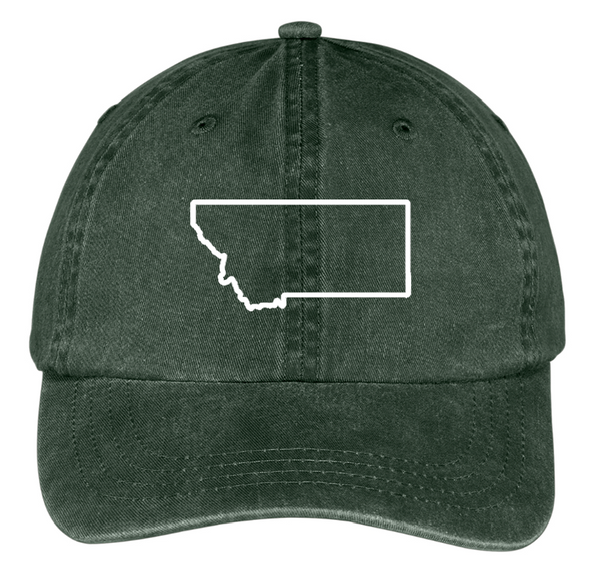 Dad Hat State Collection - MONTANA