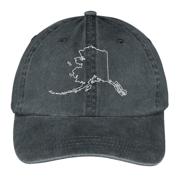 Dad Hat State Collection - ALASKA