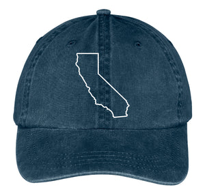 Dad Hat State Collection - CALIFORNIA