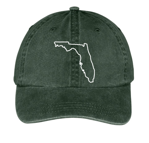Dad Hat State Collection - FLORIDA