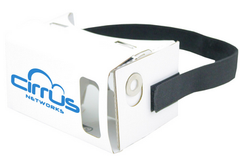 Printed with logo Google Cardboard