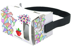 One side printed Google Cardboard