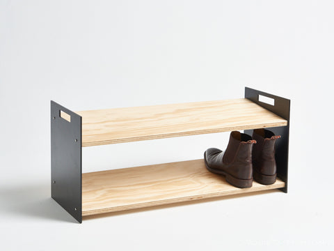 plywood shoe rack nz