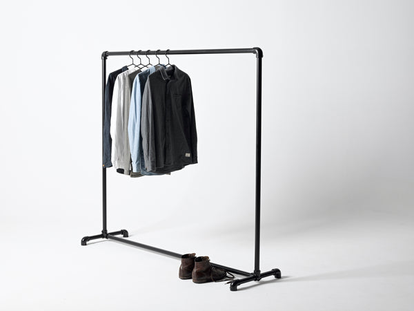 Commercial Clothing Rack (Powder Coated)