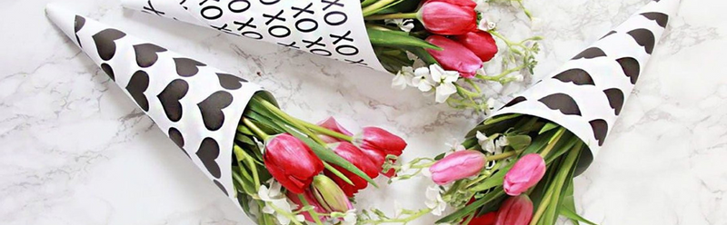 DIY GIFTS & CRAFTY IDEAS FOR VALENTINE'S DAY