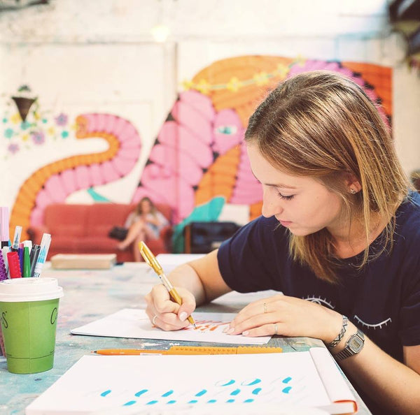 Brush & Hand Lettering Workshop Sydney