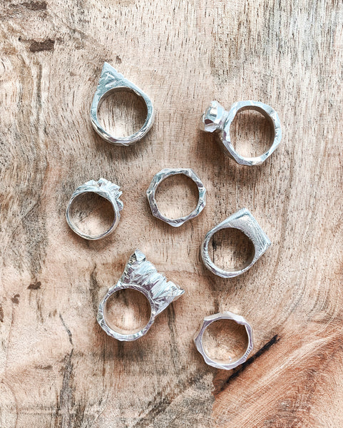 Silver Ring Carving Workshop Sydney