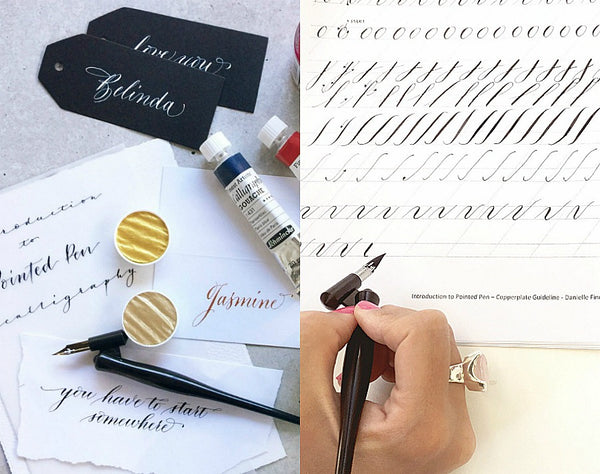 Calligraphy Workshop Sydney