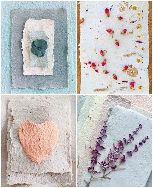 Paper Making and Flower Pressing Workshop Sydney