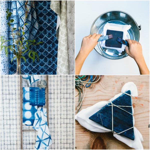Shibori Workshop Sydney