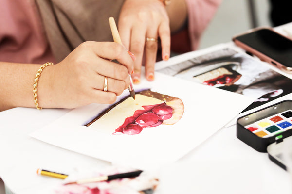 Watercolour Art Workshop