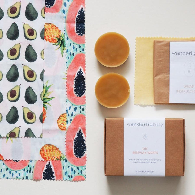 Beeswax Wrap DIY Kits - Oceans
