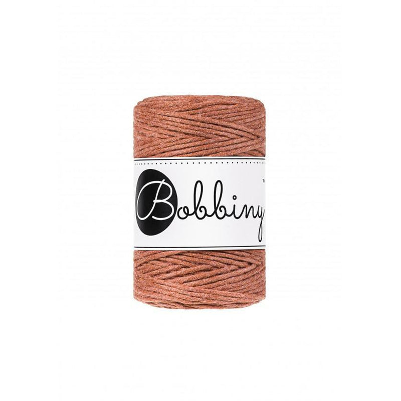Bobbiny Macrame Twisted Mop Cotton - Coloured 1.5mm x 100 meters-Little Lane