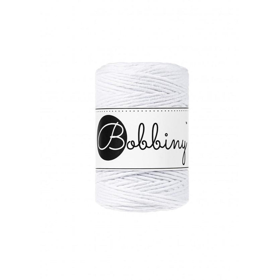Bobbiny Macrame Twisted Mop Cotton - Coloured 1.5mm x 100 meters-Macrame-Little Lane Workshops