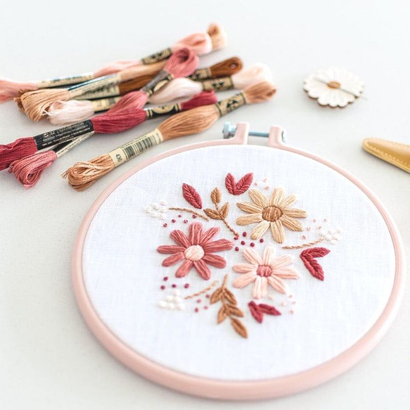 FADED SUN EMBROIDERY Kit by Brynn & Co