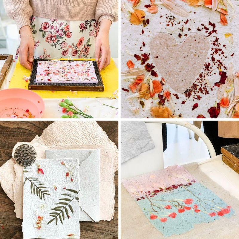 INTRO TO PAPER MAKING WORKSHOP-Little Lane