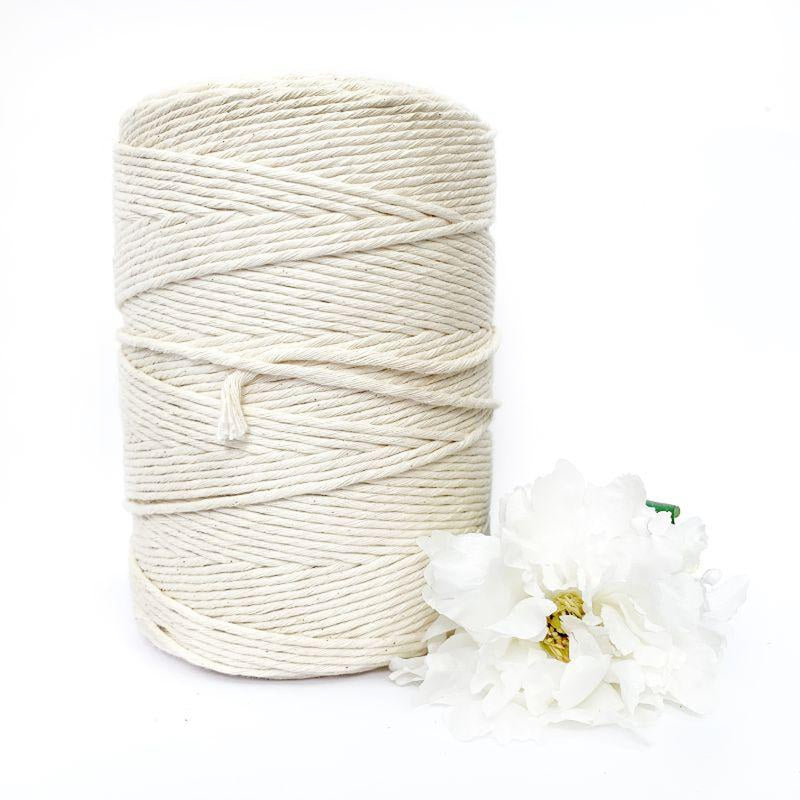 Macrame Twisted Mop Cotton 9mm