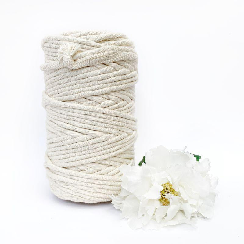 Macrame Twisted Mop Cotton 9mm-Macrame-Little Lane Workshops