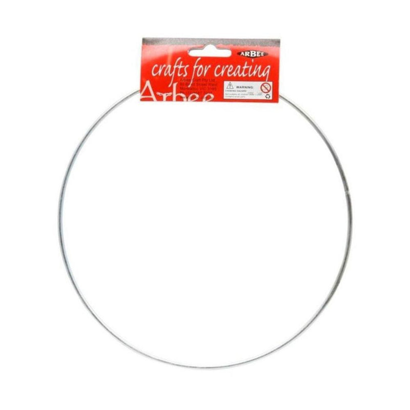 Metal Ring Hoop 10 Inch-Little Lane