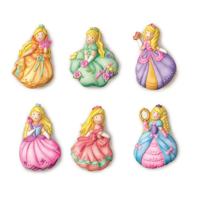 MOULD & PAINT KIT for Kids - Glitter Princess-Little Lane