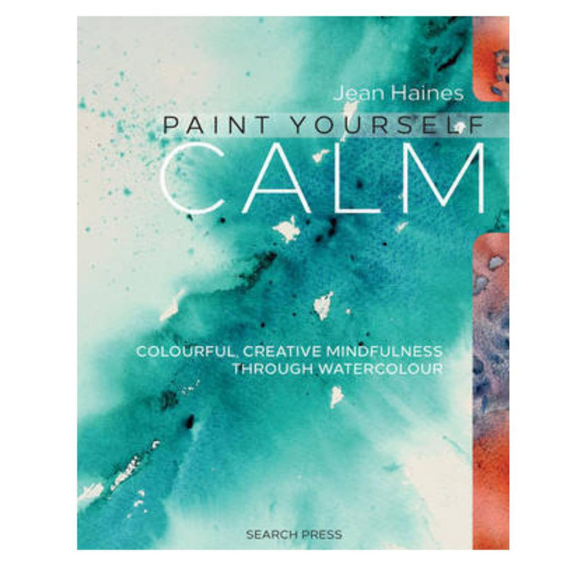 PAINT YOURSELF CALM BOOK-Magazine & Books-Little Lane Workshops