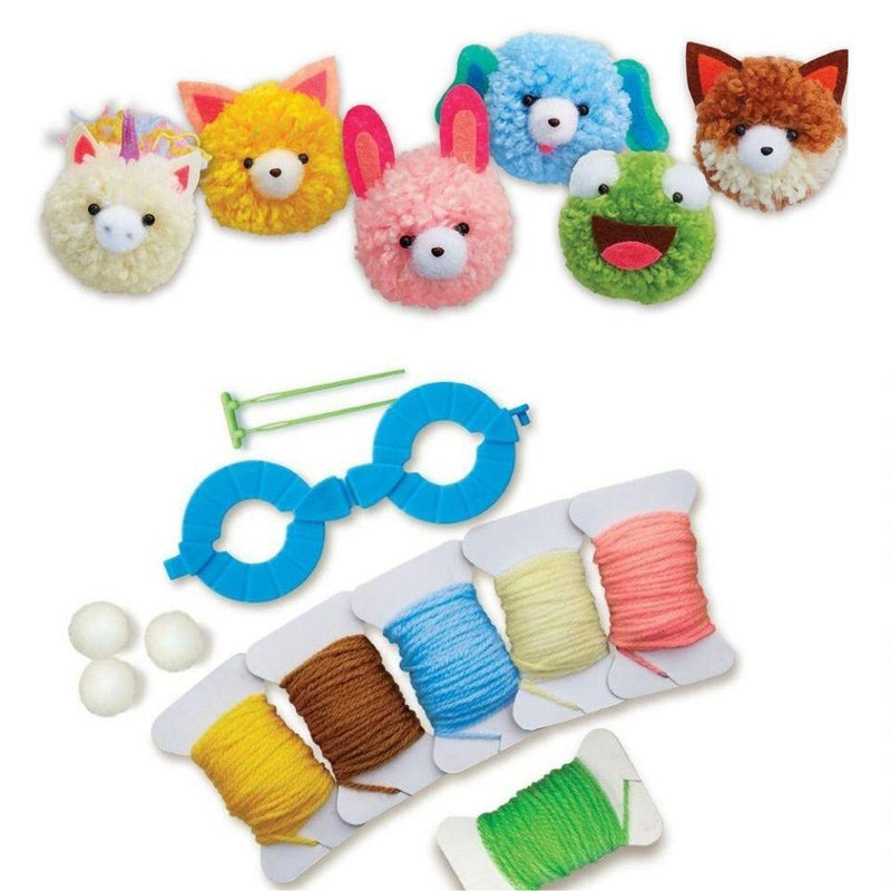 POM POM PETS KIT for Kids-Little Lane