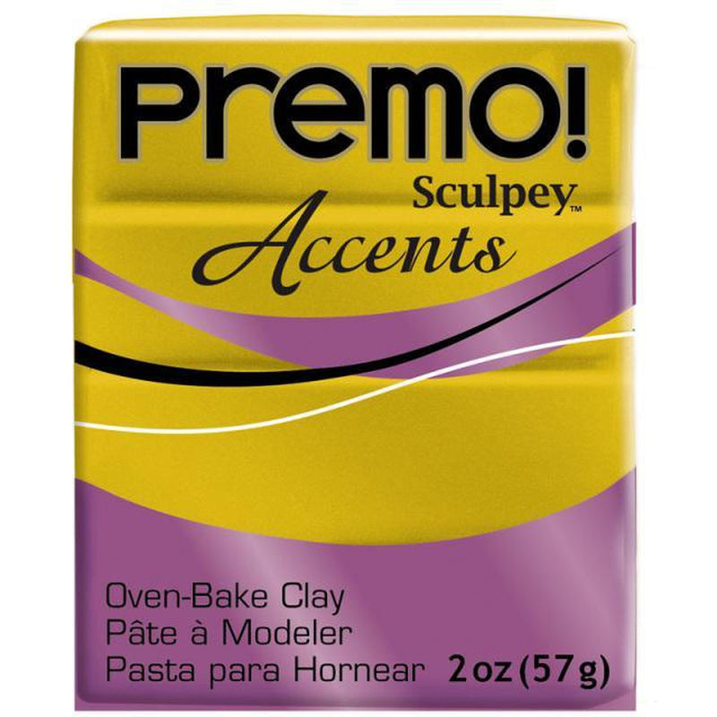PREMO Sculpey Oven Bake Clay 57g - Various Colours-Little Lane