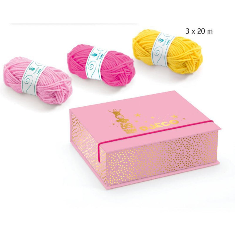Princess French Knitting KIT for Kids-Little Lane