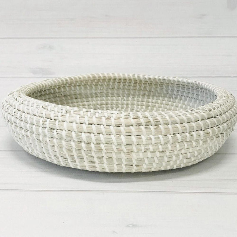Madara 2 Tone Natural Basket Set of 3