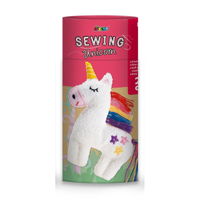 SEW A UNICORN Doll Kit for Kids-Craft Kits-Little Lane Workshops