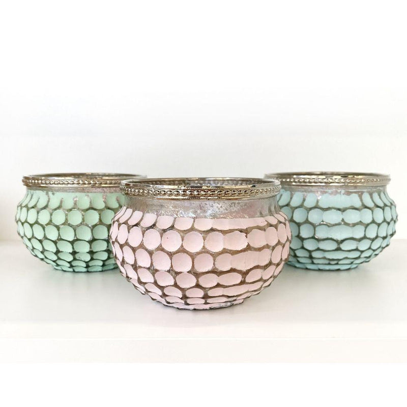 SORBET CANDLES Bowls-Homewares-Little Lane Workshops