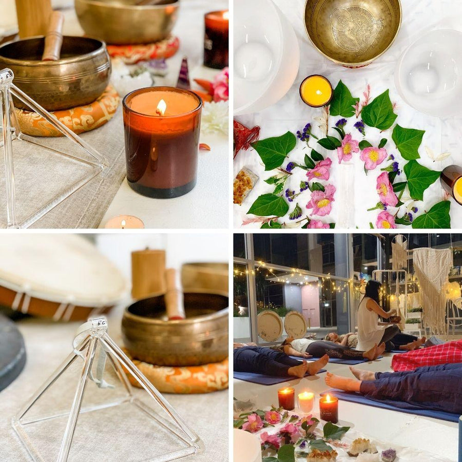 SOUND BATH & HEALING WORKSHOP-Workshop-Little Lane Workshops