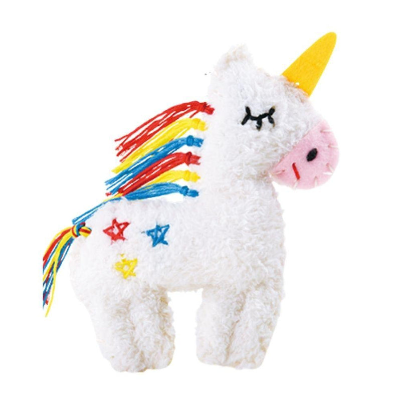 UNICORN KEY CHAIN SEWING KIT for Kids-Little Lane