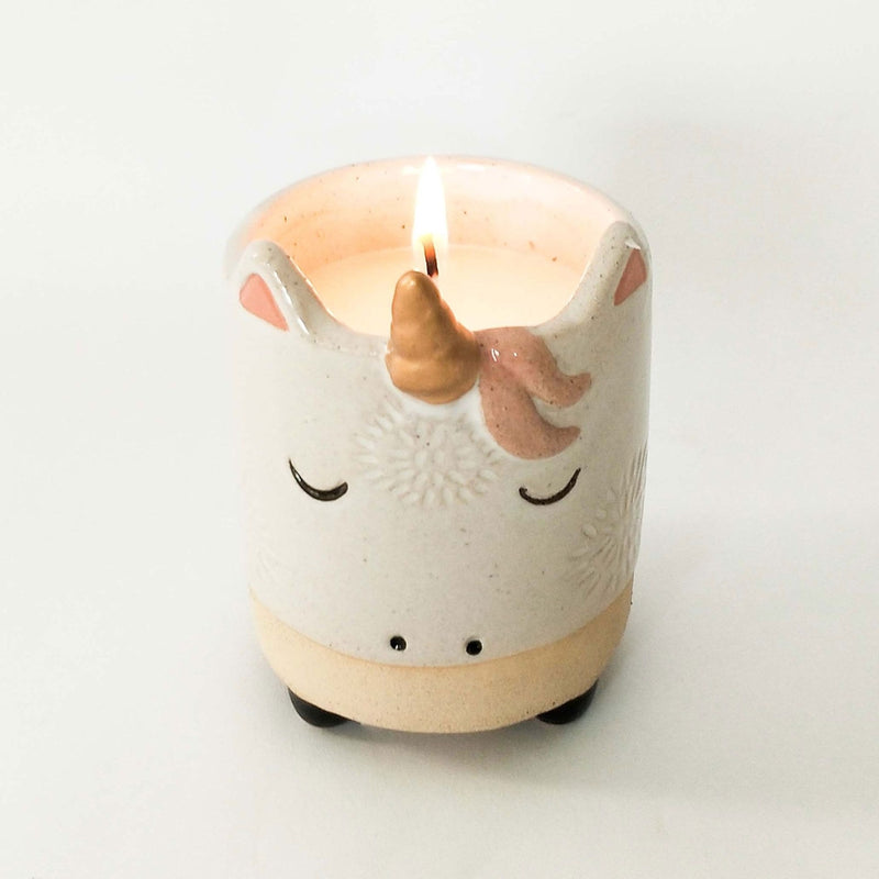 Vanilla Kitty Cat Soy Candle