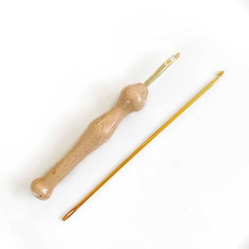 Bamboo Chunky Knitting Needles
