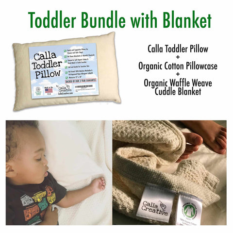 Toddler Bundle with Blanket