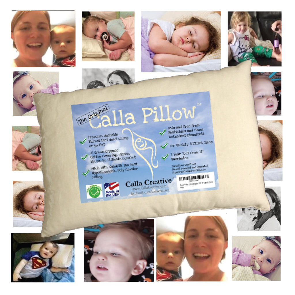 Pillow - Calla Toddler Pillow