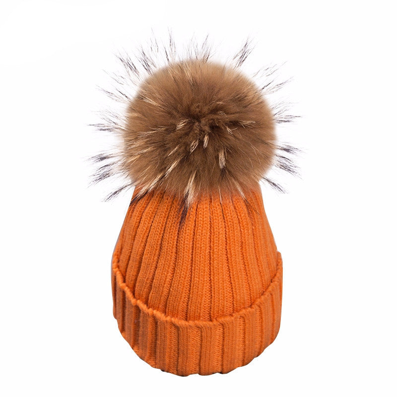 Knitted Bobble Beanie - BEHIND HEMLINES - 16