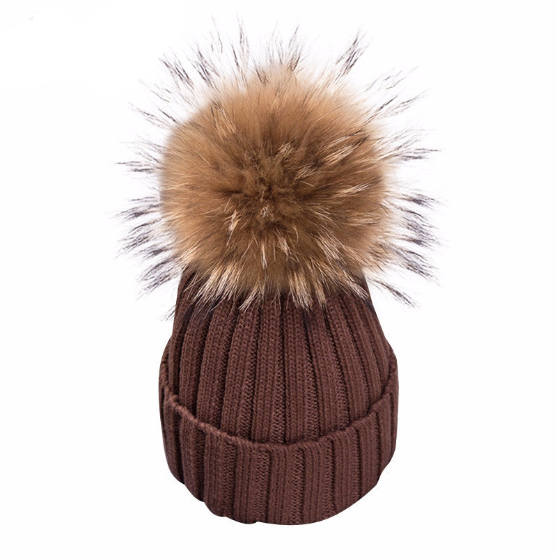 Knitted Bobble Beanie - BEHIND HEMLINES - 10