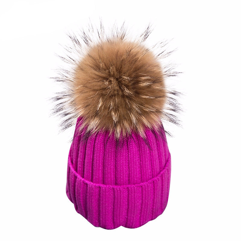 Knitted Bobble Beanie - BEHIND HEMLINES - 8