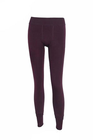 Winter Fleece Leggings - BEHIND HEMLINES