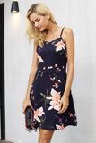 Floral Skater Dress - BEHIND HEMLINES