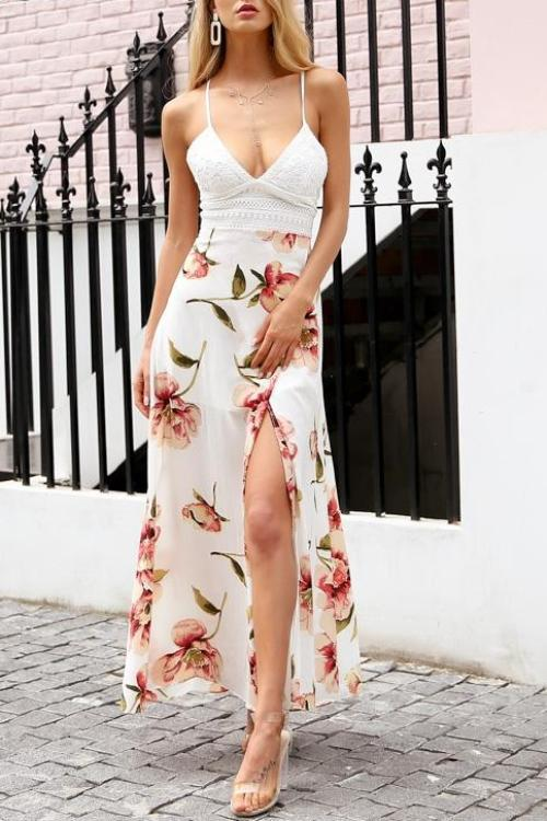 Angie's Maxi Dress